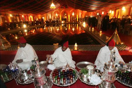 Riad for christmas holidays marrakech