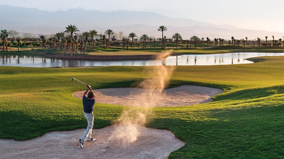golf stay marrakech