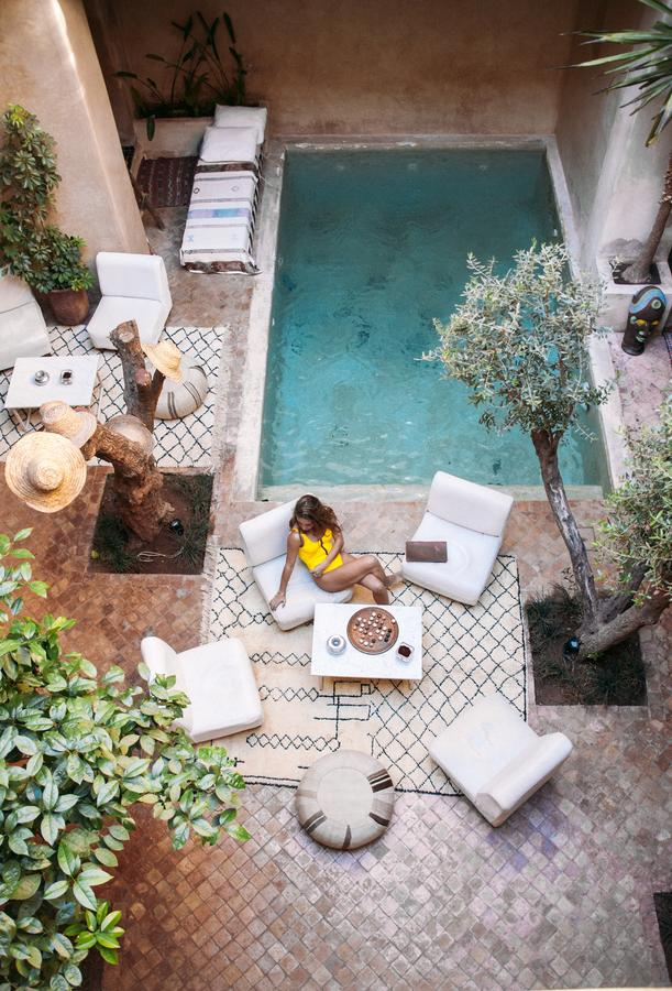riad-with private swimming pool